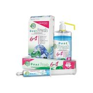 Apa de gura Dent Fresh Mint Cerkamed + Dispencer Cerkamed