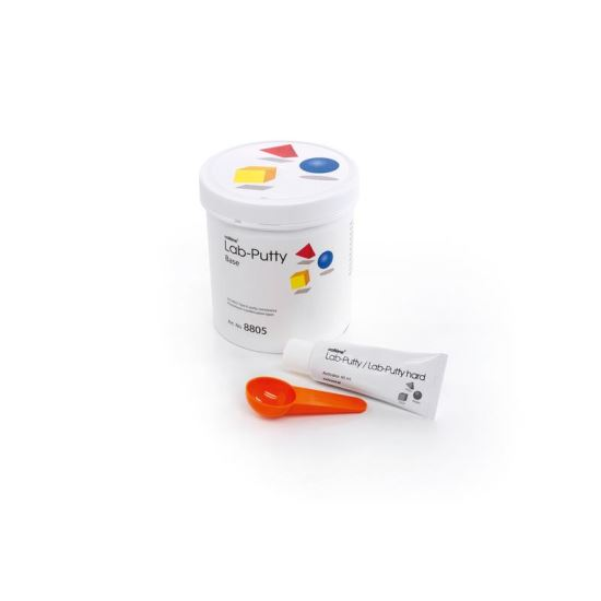 Lab-Putty Kit 1.35kg-silicon de condensare-900ml baza+40ml activator