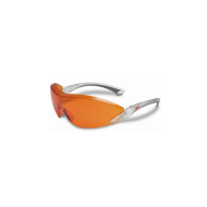 Ochelari de protectie PC Red Orange AS/AF, 3M